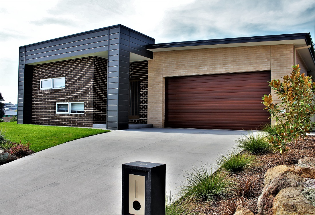 01 Alatalo Bros - Enviro9 - display home - woolshed estate - thurgoona - albury - house and land package - modern design - facade - energy wise living - Alatalo homes - land - front image