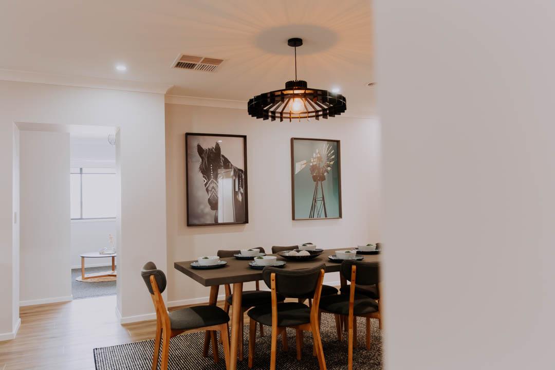 003 Alatalo Bros - builders - wagga wagga - home design - custom homes - dining room - kitchen - living area - builders - interior design - home design - custom homes - family home