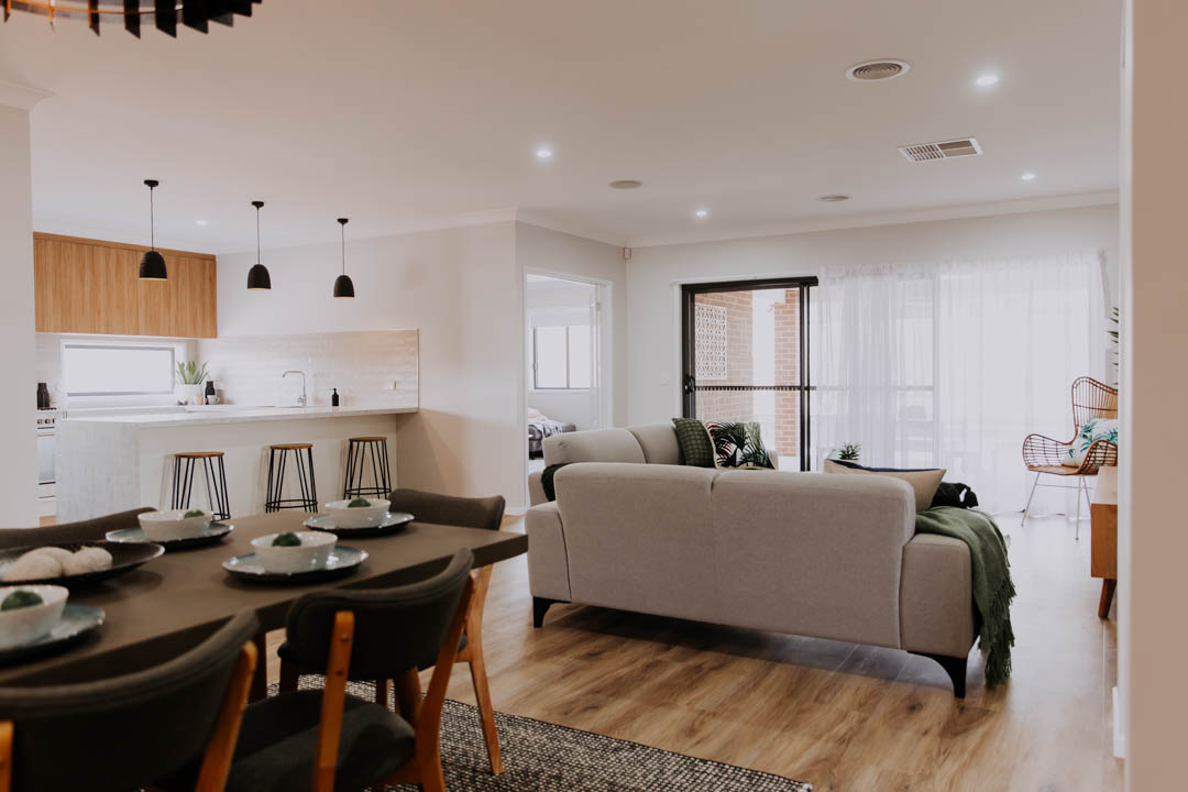 013 Alatalo Bros - living room - family room - home design - display homes - custom homes - interior design - kitchen - builders - wagga wagga - albury - wodonga - new homes