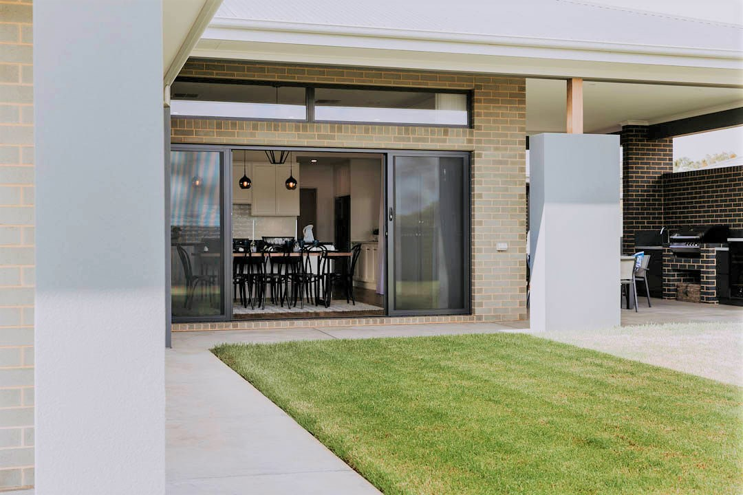 025 Alatalo Bros - display home - thurgoona homes - albury builder - north haven - home design - exterior - alfresco - outdoor living area - outdoor kitchen - alfresco area - custom design - new homes - backyard