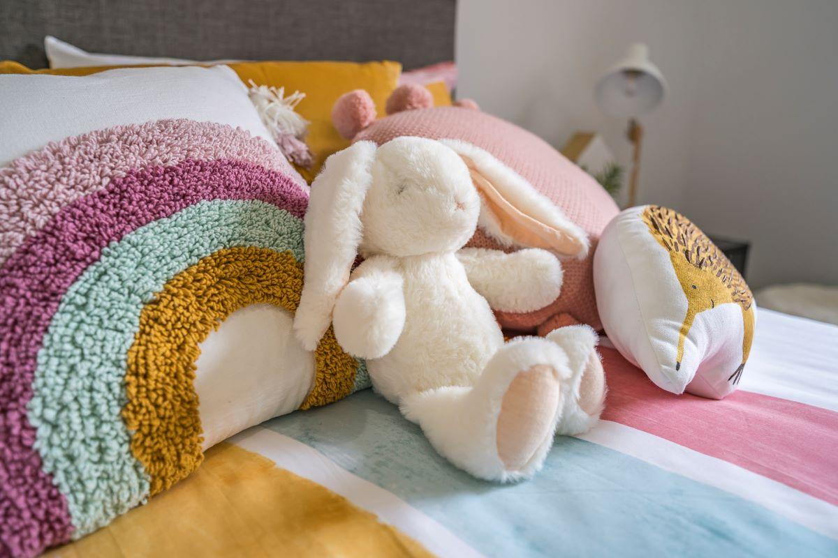 The Rosella- bedroom - Alatalo Bros- display home-home builder-girl bedroom-interiors