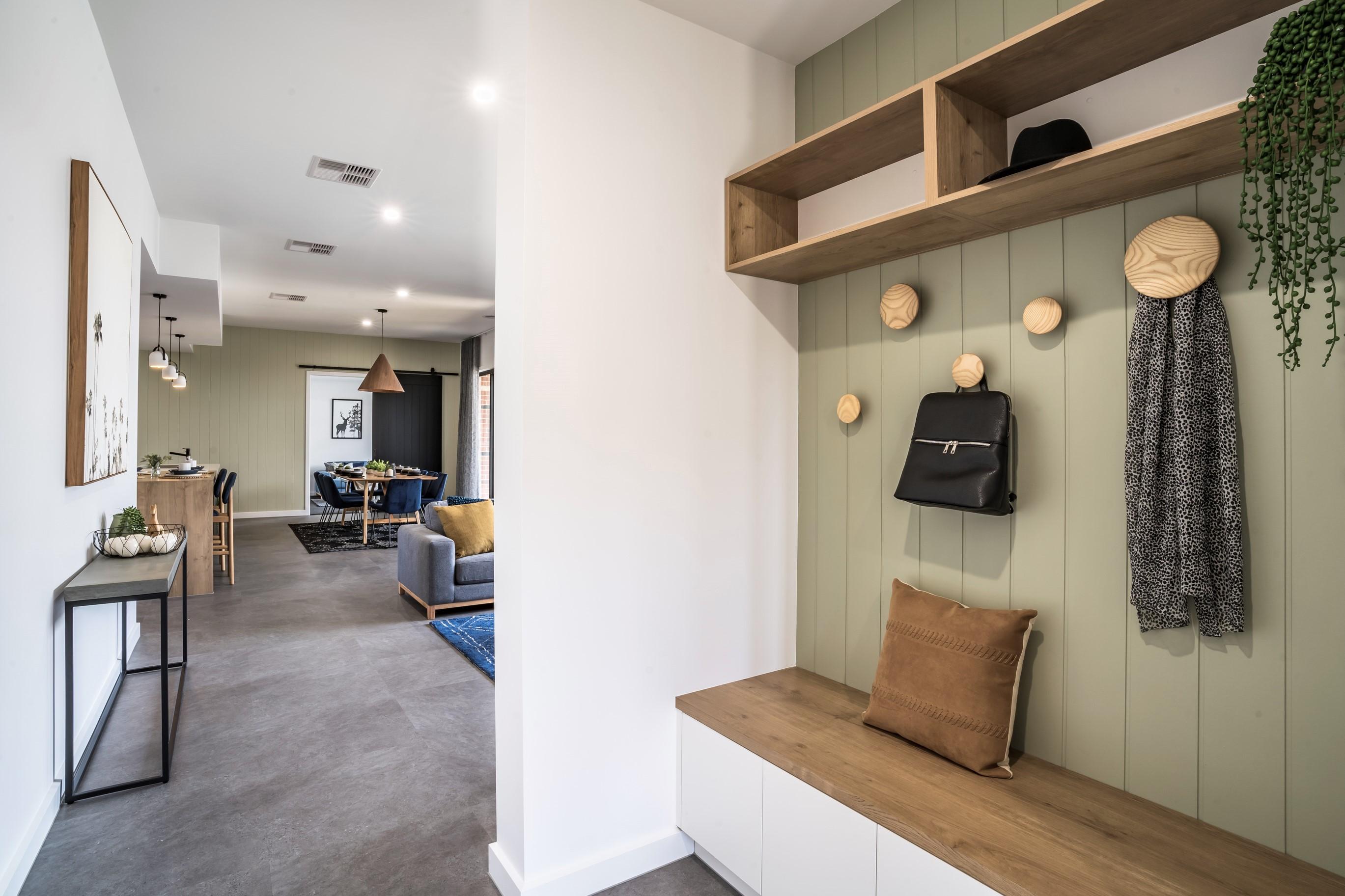 mudroom-entry-alatalo bros- display home-the rosella-home design-uinterior design-alatalo interiors